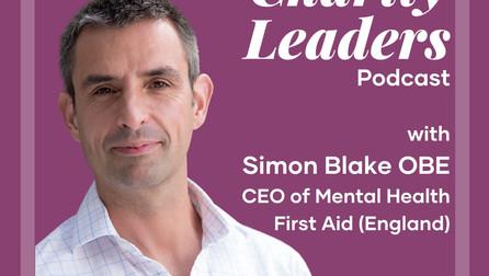 Charity Leaders Podcast - Simon Blake