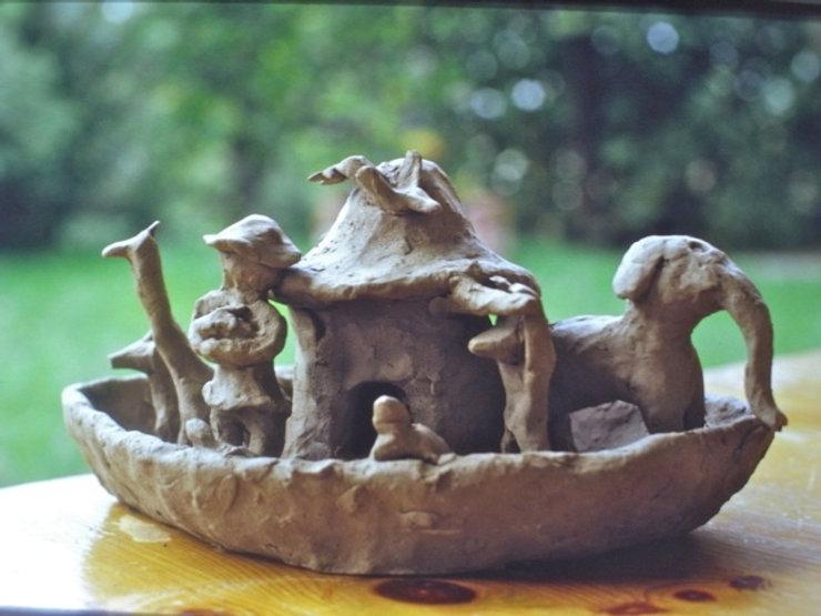 Tiere, Arche Noah – Noah, ein moderner Revolutionär!