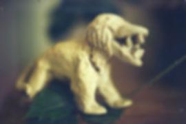 Vorsicht: Bissiger Hund