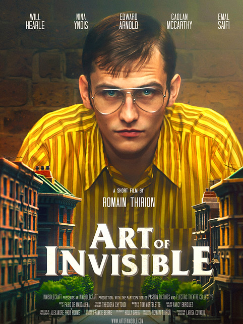 ART OF INVISIBLE