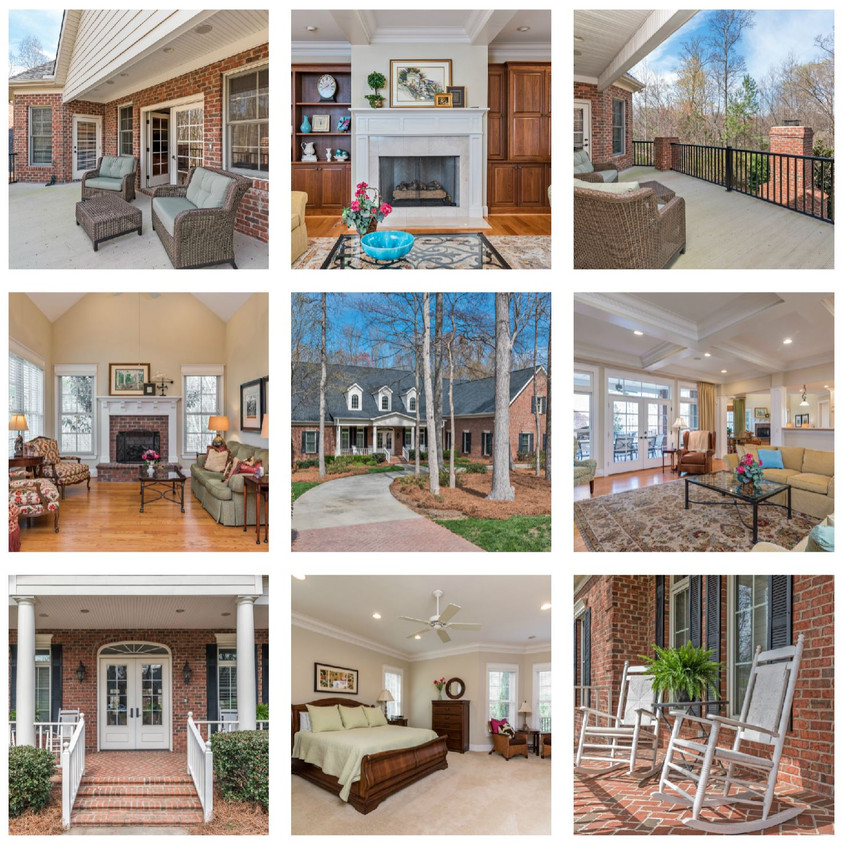 Collage - 8800 Victory Gallop Court