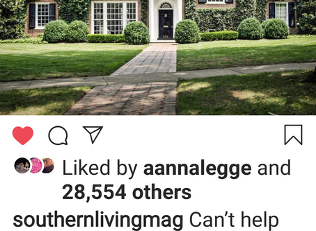 Thanks, Southern Living!