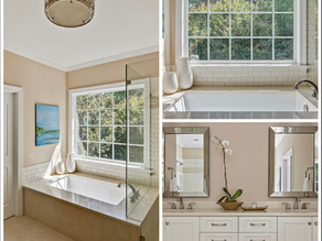 Master Bath Redesign by Leslie Williams