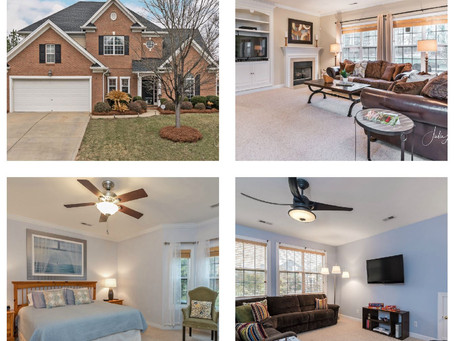 New listing in Ballantyne