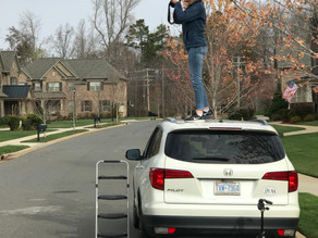 Camera Height in Real Estate Photography
