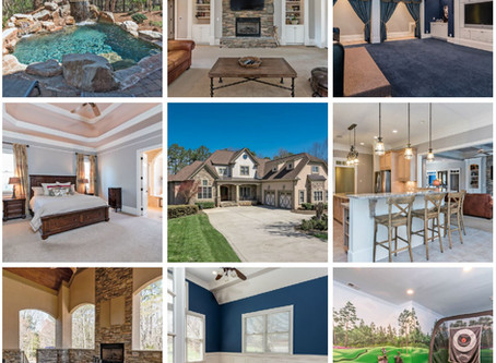 Listing of the Week: 15025 Davis Trace Drive