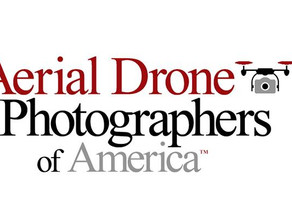 New aerial drone photography membership