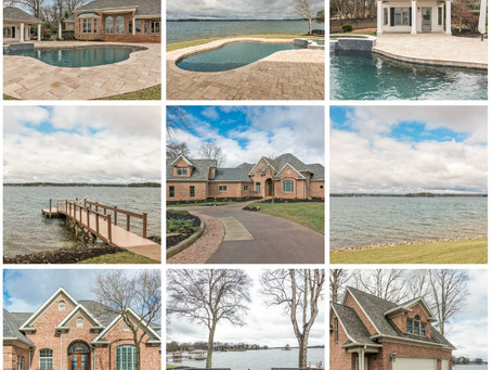 Listing of the Week: Stunning Lake Norman Views