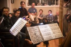 The Sound Ensemble Groupmuse 4