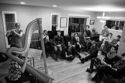 The Sound Ensemble Groupmuse 8