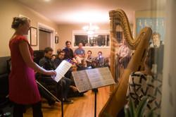 The Sound Ensemble Groupmuse 3