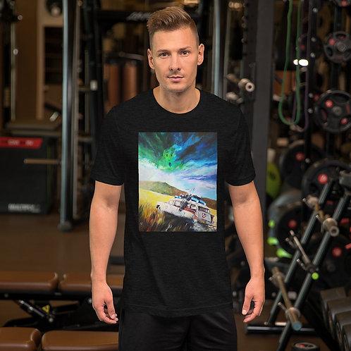 Busting Short-Sleeve Unisex T-Shirt