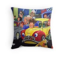 Road Rage Cushion