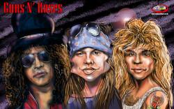 Guns N' Roses New