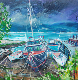 Brodick Harbour (2)