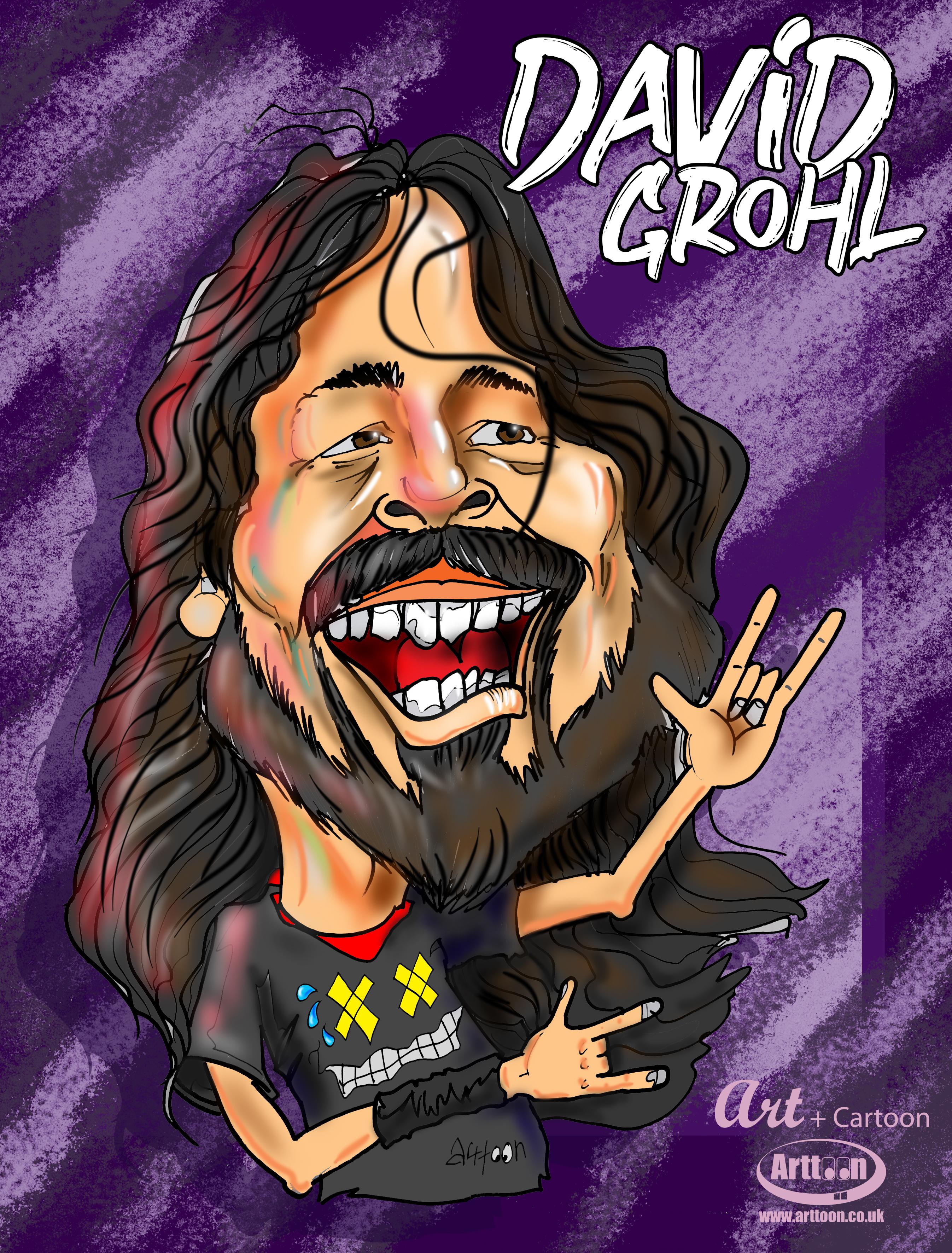 David Grohl