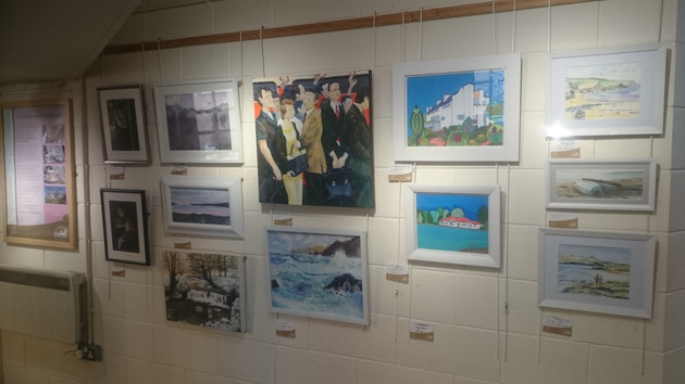 The Clydesdale Art Group