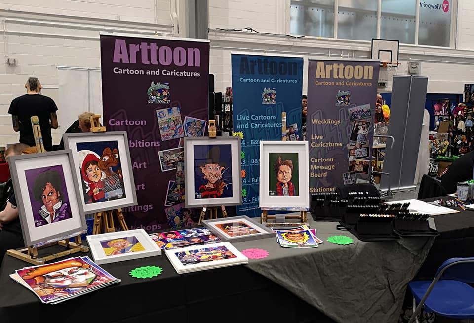 West Lothian Comic Con