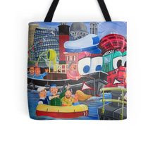 Tuffy and Portwey Tote Bag