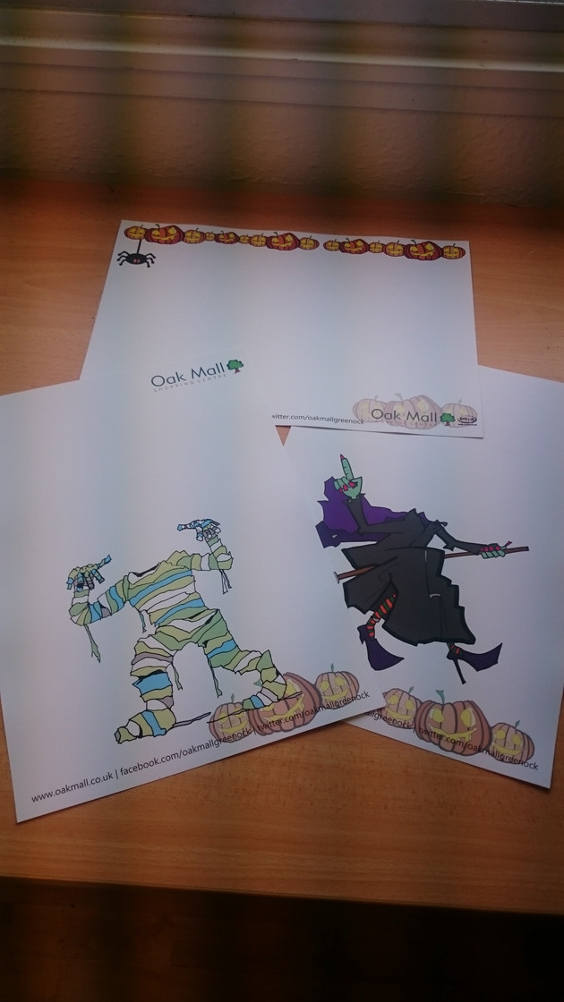 Halloween Cartoons and Caricatures