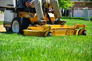 Lawn Mowing Service Lake Gaston Old South Landscaping