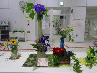 6月30日(日)花のあるくらし展