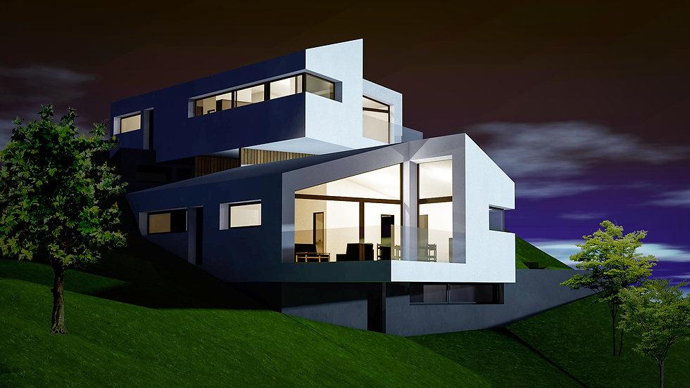 maison d'architecte à vendre grimisuat