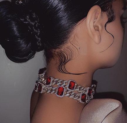 Elegant Gem Necklace