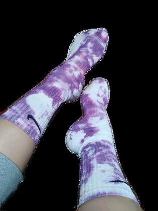 Nike Tye Dye socks