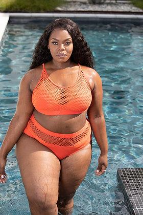 The Catch - Bikini Set (Orange)