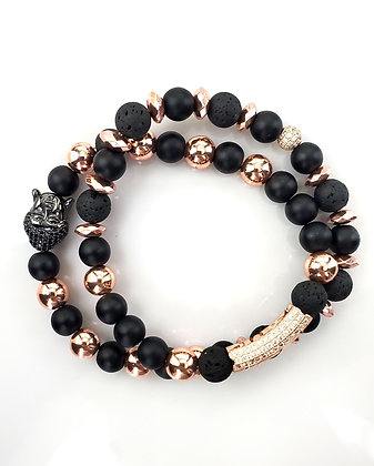 Buddah Love Wrap Bracelet