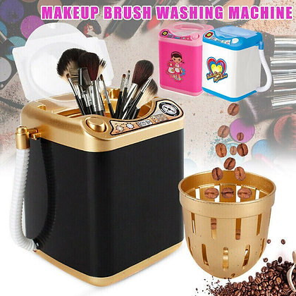 Mini Electric Makeup Washing Machine