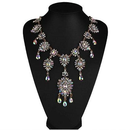 Regal Crystal Necklace