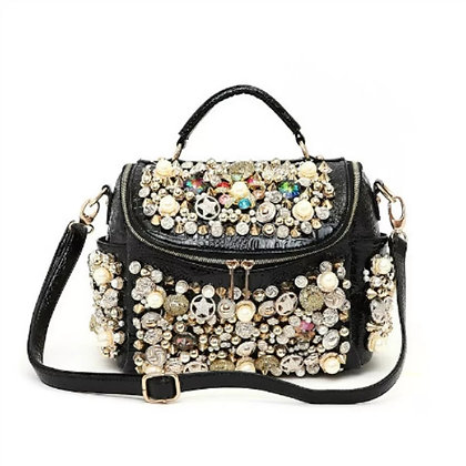 Luxury Cross Body Bling Bag