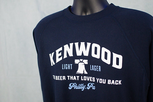 Beer That Loves You Back Navy Blue