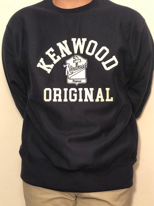 Kenwood Champion Crewneck Navy Blue
