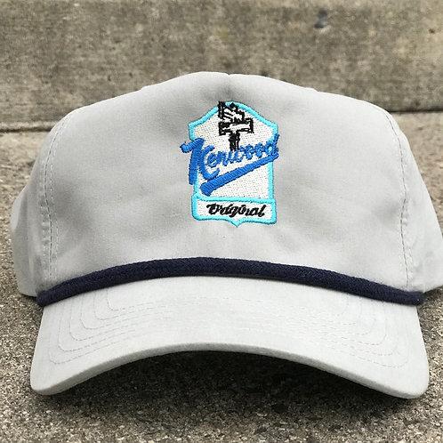 Kenwood Gray Rope Hat