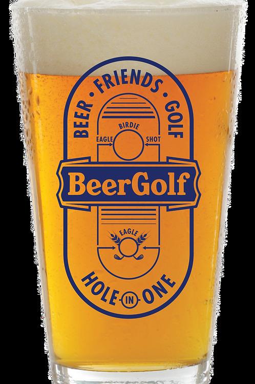 Kenwood Beer Golf Glassware