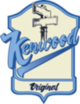 Kenwood Logo PNG.png, kenwood original, Philadelphia beer, Philadelphia's light beer, grab a kenny