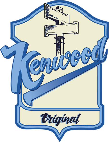 Kenwood Logo PNG.png, kenwood original, Philadelphia beer, Philadelphia's light beer, grab a kenny