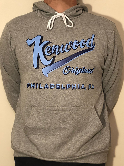 Gray Kenwood Philadelphia Hoodie