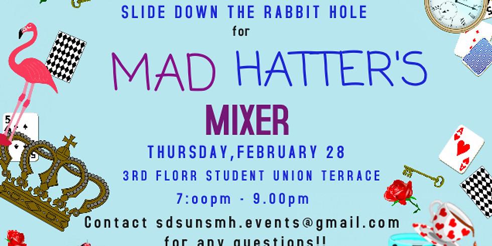 NSMH X TGSA Mad Hatter Mixer