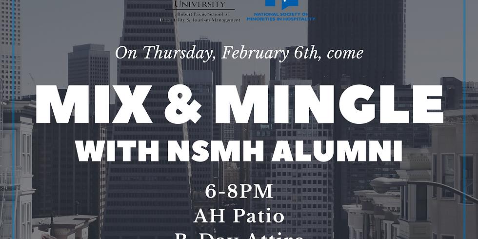 Mix & Mingle: NSMH Alumni Mixer