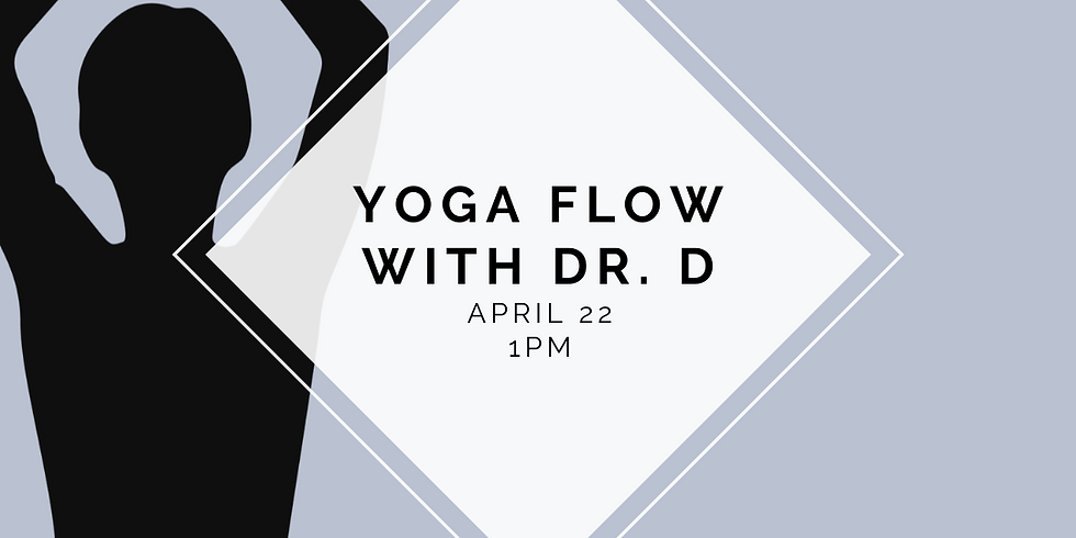 Yoga Flow with Dr. D