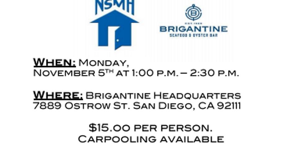 Brigantine Brewery Tour