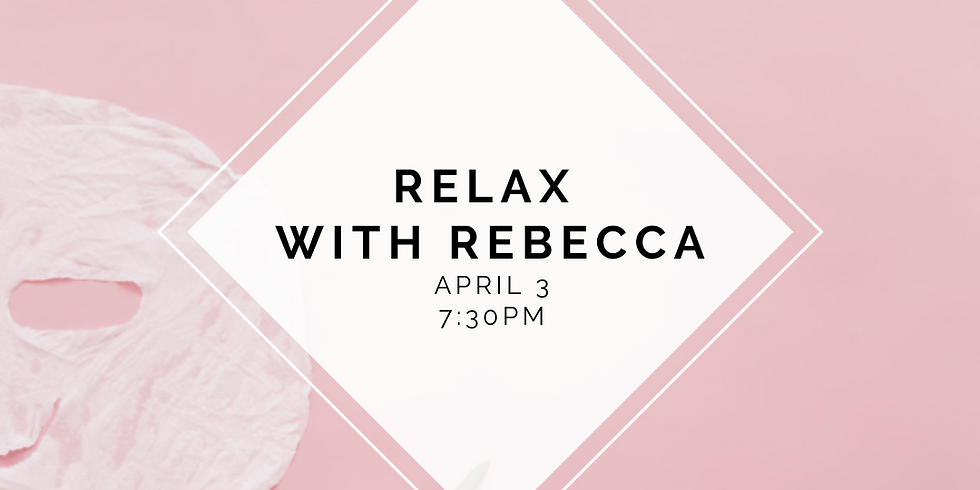 Relax with Rebecca