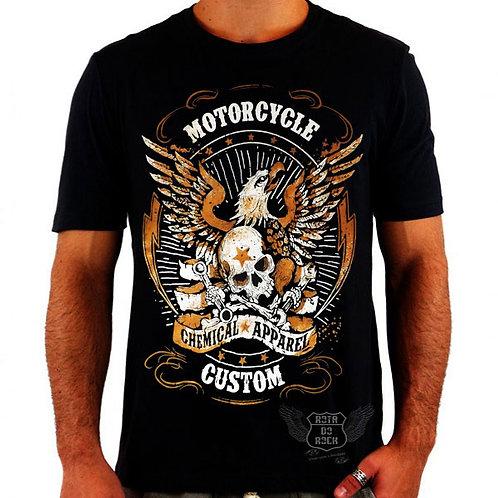 Camiseta Motorcycle Custom
