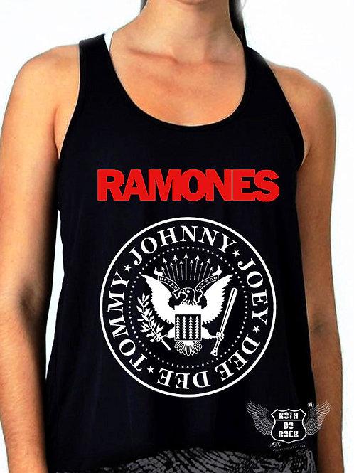 Regata Feminina Ramones