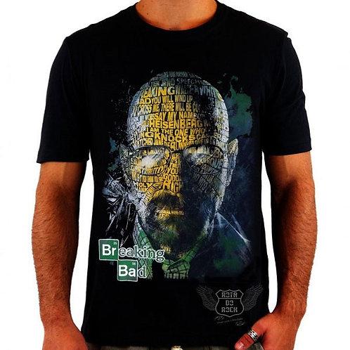 Camiseta Breaking Bad