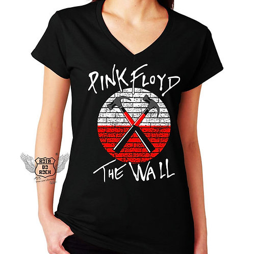 Baby look Pink Floyd The Wall Hammer